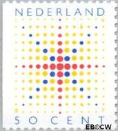 Nederland NL 1393  1987 Fonkelende ster 50 cent  Postfris