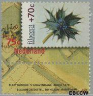 Nederland NL 1398a  1988 Postzegeltentoonstelling Filacept 75+70 cent  Gestempeld