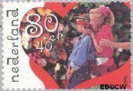 Nederland NL 1485  1991 Kinderspelen 80+40 cent  Postfris