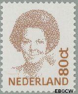 Nederland NL 1489  1991 Koningin Beatrix- Type 'Inversie' 80 cent  Gestempeld