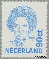 Nederland NL 1490  1993 Koningin Beatrix- Type 'Inversie' 90 cent  Postfris