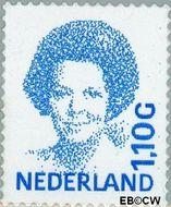Nederland NL 1492b  2001 Koningin Beatrix- Type 'Inversie' 110 cent  Gestempeld