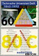 Nederland NL 1515#1516  1992 Diversen  cent  Gestempeld