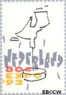 Nederland NL 1519  1992 Wereldtentoonstelling- Sevilla 80 cent  Gestempeld