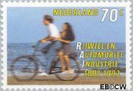 Nederland NL 1544  1993 RAI 70 cent  Gestempeld