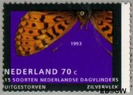 Nederland NL 1553  1993 Natuur en milieu 70 cent  Postfris