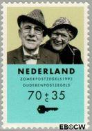 Nederland NL 1558  1993 Ouderen 70+35 cent  Postfris