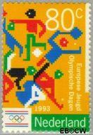 Nederland NL 1564  1993 Jeugd Olympische Dagen 80 cent  Gestempeld