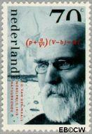 Nederland NL 1568  1993 Nobelprijswinnaars 70 cent  Gestempeld
