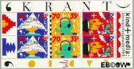 Nederland NL 1578  1993 Kind en media  cent  Postfris