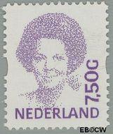 Nederland NL 1581  1994 Beatrix type 'Inversie' 750 cent  Gestempeld