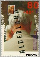 Nederland NL 1609  1994 Ouderen en telefooncirkel 80+40 cent  Postfris