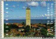 Nederland NL 1620  1994 Vuurtorens 70 cent  Gestempeld