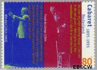 Nederland NL 1657  1995 Cabaret 80 cent  Gestempeld
