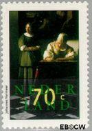 Nederland NL 1664  1996 Vermeer, Johannes 70 cent  Gestempeld
