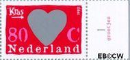 Nederland NL 1709b  1997 Kraszegels 80 cent  Postfris