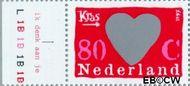 Nederland NL 1709e  1997 Kraszegels 80 cent  Gestempeld