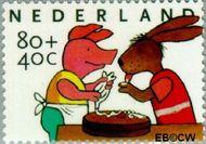 Nederland NL 1785  1998 Kinderfeesten 80+40 cent  Postfris