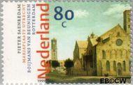 Nederland NL 1834  1999 Nederlandse kunst 17e eeuw 80 cent  Gestempeld