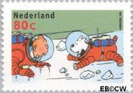 Nederland NL 1840  1999 Strippostzegels- Kuifje 80 cent  Gestempeld