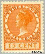 Nederland NL 187  1929 Koningin Wilhelmina- Type 'Veth' 15 cent  Gestempeld