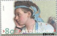 Nederland NL 1899  2000 Rijksmuseum 80 cent  Postfris