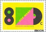 Nederland NL 1906  2000 Doe Maar 80 cent  Gestempeld