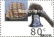 Nederland NL 1913  2000 Sail 2000 80 cent  Gestempeld