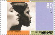 Nederland NL 1962  2001 Tussen twee culturen 80 cent  Gestempeld
