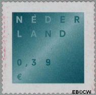 Nederland NL 2049#  2002 Rouwzegel  cent  Gestempeld