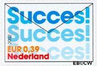 Nederland NL 2059  2002 Felicitatie- zegels 39 cent  Gestempeld