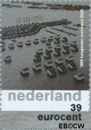 Nederland NL 2161  2003 Nederland en het water 39 cent  Postfris