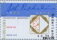 Nederland NL 2162  2003 Johan Enschedé 39 cent  Gestempeld