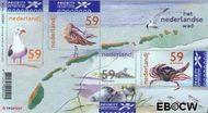 Nederland NL 2171  2003 Nederlandse Wad  cent  Gestempeld