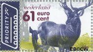 Nederland NL 2283a  2004 De Veluwe 61 cent  Gestempeld