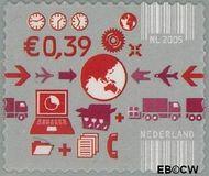 Nederland NL 2337#  2005 Ondernemerszegel  cent  Gestempeld