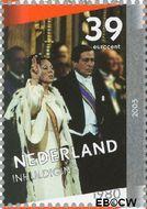 Nederland NL 2342a  2005 Regeringsjubileum Koningin Beatrix 39 cent  Gestempeld