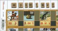 Nederland NL 2417  2006 Leesplankje  cent  Gestempeld