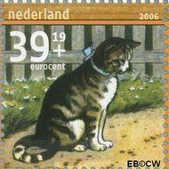 Nederland NL 2417c  2006 Leesplankje 39+19 cent  Gestempeld