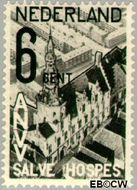 Nederland NL 245  1932 A.N.V.V. 6+4 cent  Gestempeld