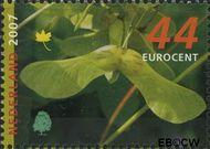Nederland NL 2520  2007 Bomen in de herfst 44 cent  Gestempeld