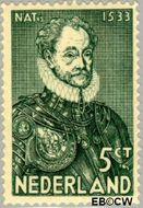 Nederland NL 253  1933 Prins Willem I 5 cent  Gestempeld