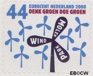 Nederland NL 2553  2008 Tien voor Nederland (Zuinig met energie) 44 cent  Gestempeld