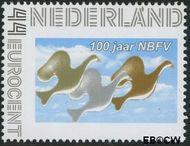 Nederland NL 2563a#  2008 N.B.F.V.  cent  Gestempeld