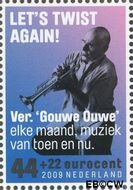 Nederland NL 2641e  2009 Ouderenzegels- Vergeet ze niet 44+22 cent  Gestempeld
