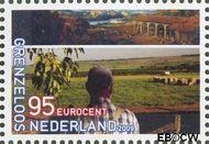 Nederland NL 2658  2009 Grenzeloos Nederland- Brazilië 95 cent  Gestempeld