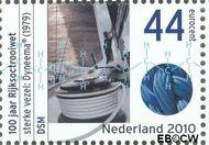 Nederland NL 2705  2010 Rijksoctroowet 44 cent  Gestempeld