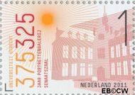 Nederland NL 2801  2011 Universiteit van Utrecht  cent  Gestempeld