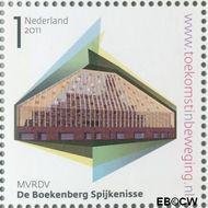 Nederland NL 2810  2011 Stad van Nederland 1 cent  Gestempeld