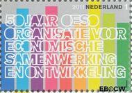 Nederland NL 2820  2011 OESO 1 cent  Gestempeld